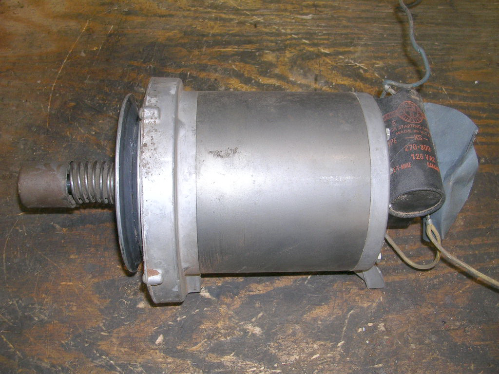 Year Serial Number Chart Jacobs Shopsmith Repair Shop Mark V Wiring Diagram Then Came The Ge 3 4 Hp Motor With A Reliable External Capacitor And Electronic